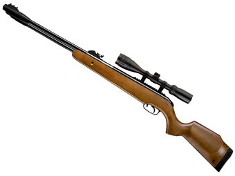 Browning Leverage Pellet Rifle and Scope