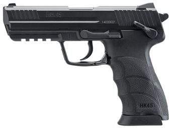 Heckler and Koch HK45 .177 CO2 BB Pistol