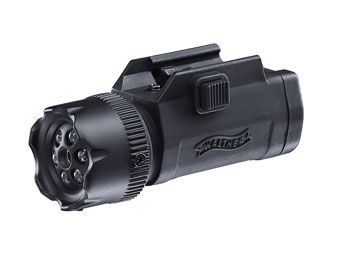 Umarex Walther FLR 650 LED Flashlight/Laser Sight