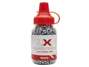 Umarex Precision Steel BBs 1500-Pack