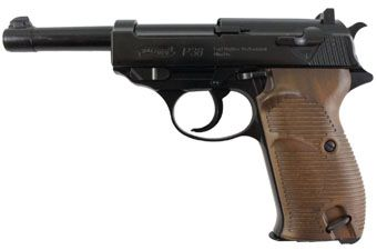 Umarex Walther P38 Blowback BB Pistol