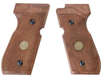 Beretta Plastic Wood M92 Grips