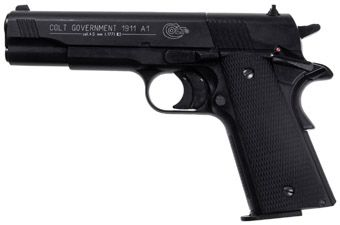 Colt Government 1911 A1 Pellet Pistol CO2