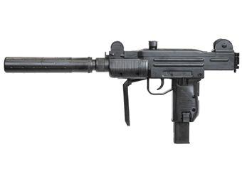 Umarex UZI Mini Carbine BB Machine Gun