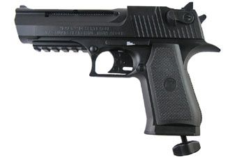 Desert Eagle Magnum Research Black Baby Airgun