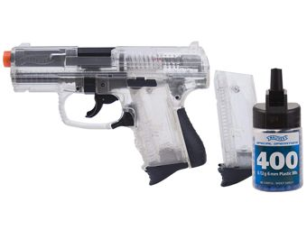 Walther P99 Clear Compact Airsoft Gun