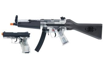 Heckler And Koch Clear Airsoft Gun Kit