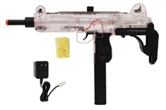 RWS UZI AEG Airsoft Carbine Clear