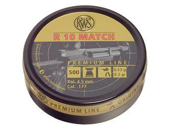 RWS R10 0.53 Match 4.5Mm Pellets 500-Pack