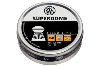 RWS Superdome 0.94 5.5Mm Pellets 250-Pack