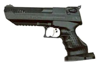 Webley And Scott .22 Alecto Right Hand Pistol
