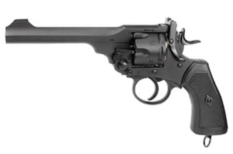 Webley & Scott MK6 .177 6-Shot BB Revolver