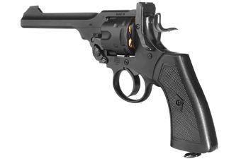 Webley & Scott Mark VI Service Revolver Airsoft Pistol