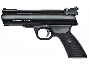 Webley and Scott .22 Tempest Air Gun Pistol