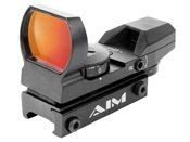 1x34mm Fog Proof Reticle Sight