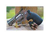 Dan Wesson Revolver - 2.5 inch Silver Steel BB