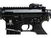 ASG DEVIL M15 Series AEG KeyMod Rifle