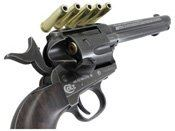WJ Colt John Wayne SAA CO2 Steel BB Revolver