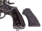 Webley & Scott Mark VI CO2 NBB Pellet Revolver