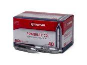 Crossman Powerlet 12 Gram CO2 Cartridges 40 Count