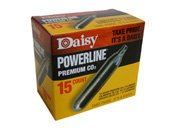 Daisy Powerline Premium CO2 Cylinder 15-Pack