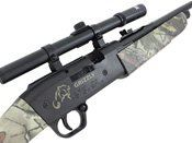 Daisy Grizzly Air Pellet Rifle W/ Scope