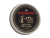Daisy Winchester Pointed .177 Pellets 500-Pack