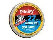 Daisy .22 Cal. 500 Tin Flat Pellets