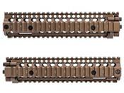 GHK Daniel Defense Licensed MK18 M4 A1 Airsoft CNC RIS II Handguard