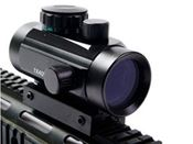 Tactical 1x40 Illuminated Red Dot Sight