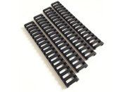Magpul Style 20mm Rubber Rail Cover - 4 pcs