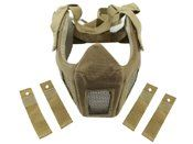 Tactical Half Face Mask