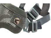Gear Stock Tactical Half-Face Airsoft Mask