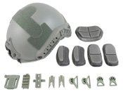 Gear Stock Future Assault MH Type Shell Helmet