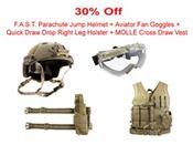 Halloween Military Security Gear Deal