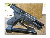 KJ Works P229 KP-02 Full Metal CO2 Blow Back Airsoft Pistol