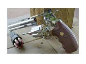 KWC 357 6 Inch CO2 BB Silver Gun