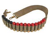 NcStar Shotgun Bandolier Sling with Shells Loop