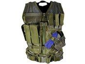 Ncstar Green Tactical Vest