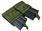 Ncstar VISM AR10/M1A/FAL Dual Mag Pouch