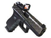 NcStar Flip Dot for Glock guns with Red Illumination