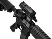 NcStar ECO 4X 34mm Urban Tactical Ret Prismatic Scope