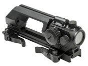 NcStar Gen 2 Carry Handle and VDGRLB Dot Sight