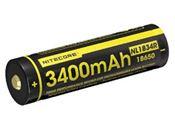 Nitecore 18650 Micro-USB Rechargeable 3400mAh Li-Ion Battery