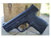 Smith And Wesson M And P 9C Gas Airsoft Pistol