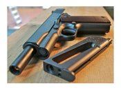 Tanfoglio 1911 Full Metal Blowback 4.5mm CO2 Pistol