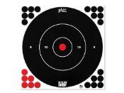12 Inch Bullseye Target Paper