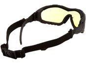 V3T Anti-Fog Lens with Black Frame