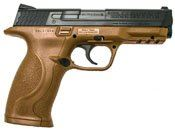 Smith & Wesson M&P BB Demo Pistol - Earth Brown