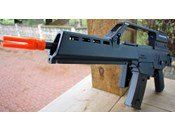 Heckler & Koch G36 KV AEG (EBB) Blowback - Black